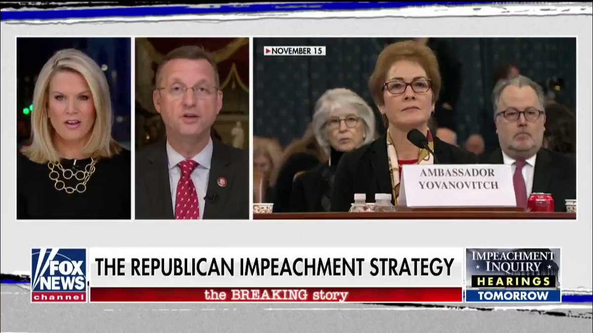 The Founding Fathers warned against what Democrats are doing—political impeachment simply because they don't like a president or his politics.   The American people can see this clearly for what it is.
