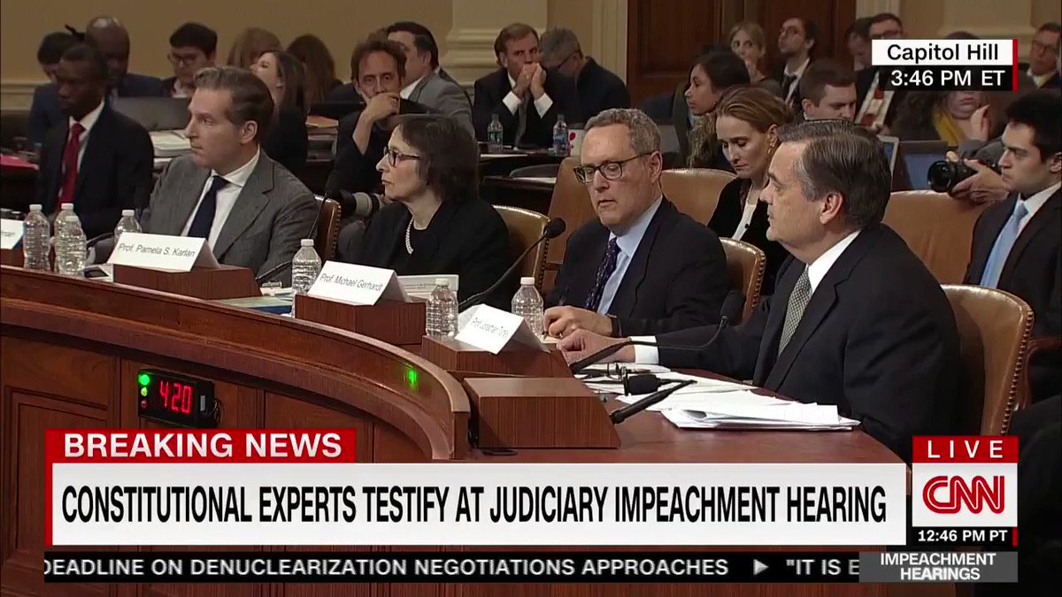 ".@RepMarthaRoby: ""We have been given no indication that this committee will conduct substantive hearings with fact witnesses. . . I can say that the process in which we are participating is insufficient, unprecedented, & grossly inadequate."""
