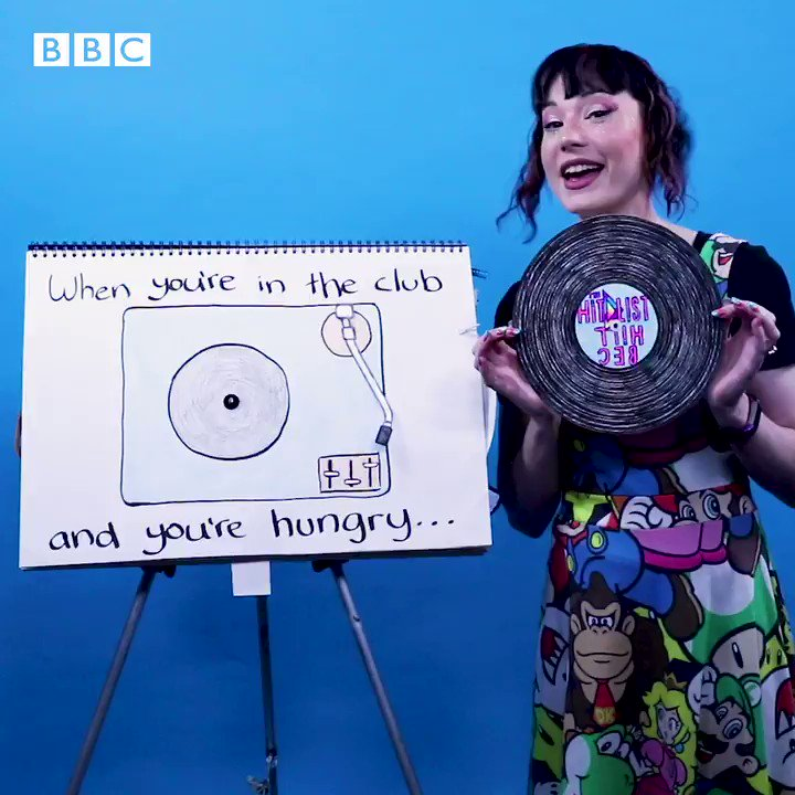 Every second of this video from @BecHillComedian is comedy GOLD! 👏😂  #TheHitList continues tonight, 6.20pm, @BBCOne and @BBCiPlayer. https://t.co/G9T8TuSkYq
