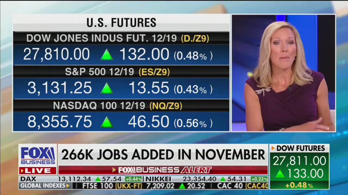 """""""What a way to end the decade!""""  #JobsReport"""