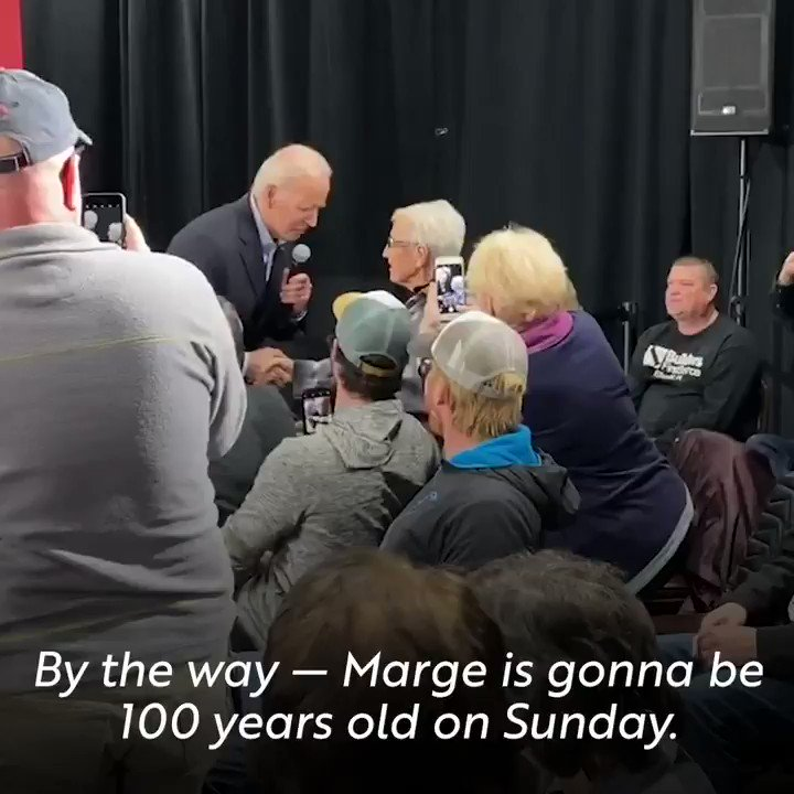 Marge turns 100 soon, so I asked her about her secret to longevity.