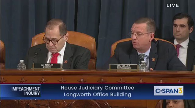 "👀 Nadler goes completely crazy 👀    What a shameful DEMS-behavior hearing in that hearing!!!  ++++  Matt Gaetz fires back: ""Is this when we just hear staff ask questions of other staff and the members get dealt out of this hearing for the next 4 hours?"""