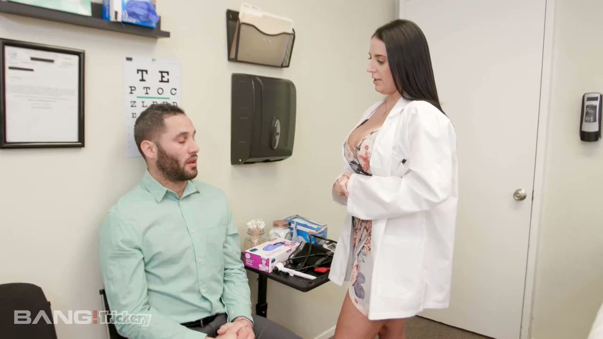 Doctor Angela White Cock Specialist