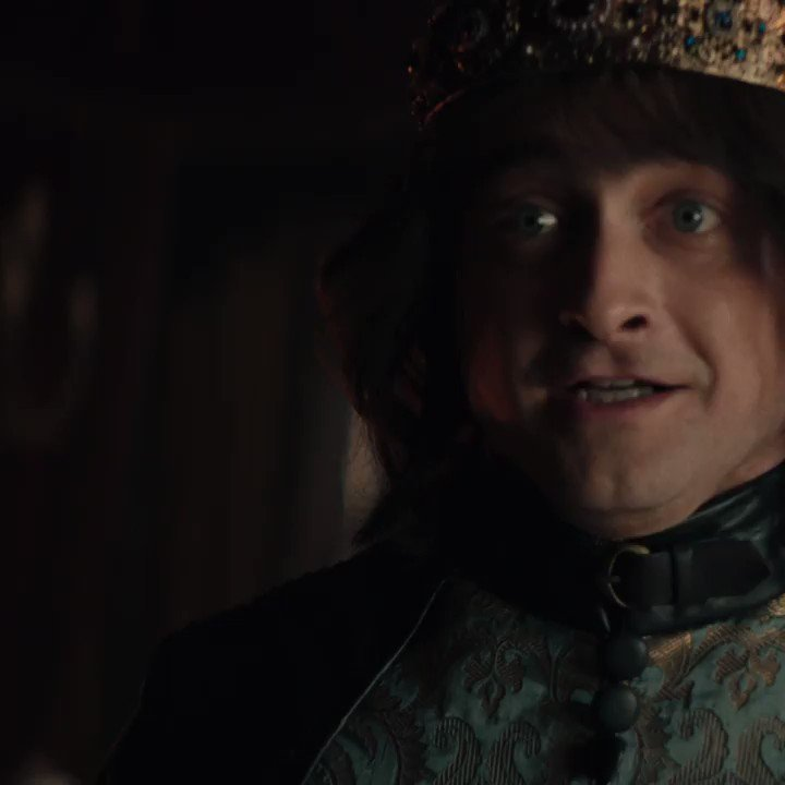 Daniel Radcliffe is Prince Chauncley the… TBD. Miracle Workers: Dark Ages. Jan 28 on TBS
