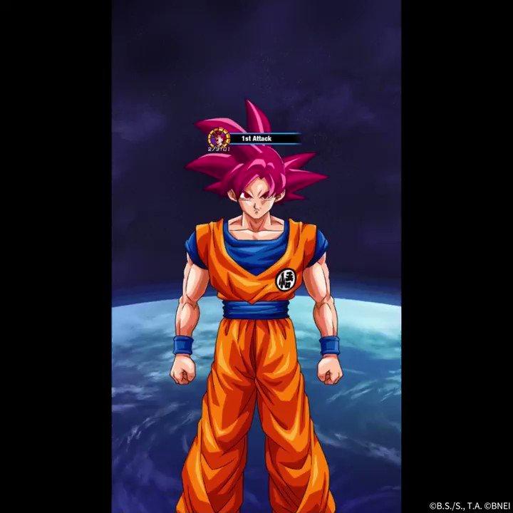 Here is the first-hand information on the upcoming LR [Legend Reborn] Super Saiyan God Goku, including the Super Attack and the Ultra Super Attack!