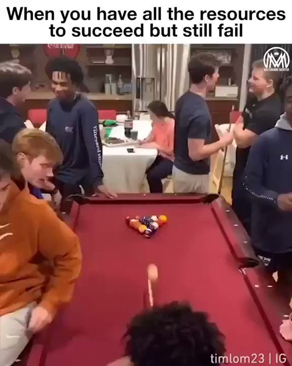 #FridayFeeling: 😂What can we learn from this video? https://t.co/456nRSOgR5