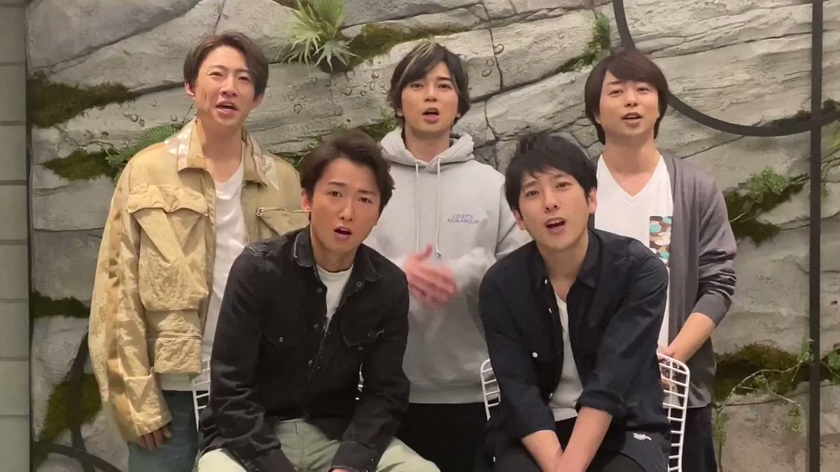 .@arashi5official are back with brand new versions of their popular tracks. Listen to Reborn Vol.1 now 👉