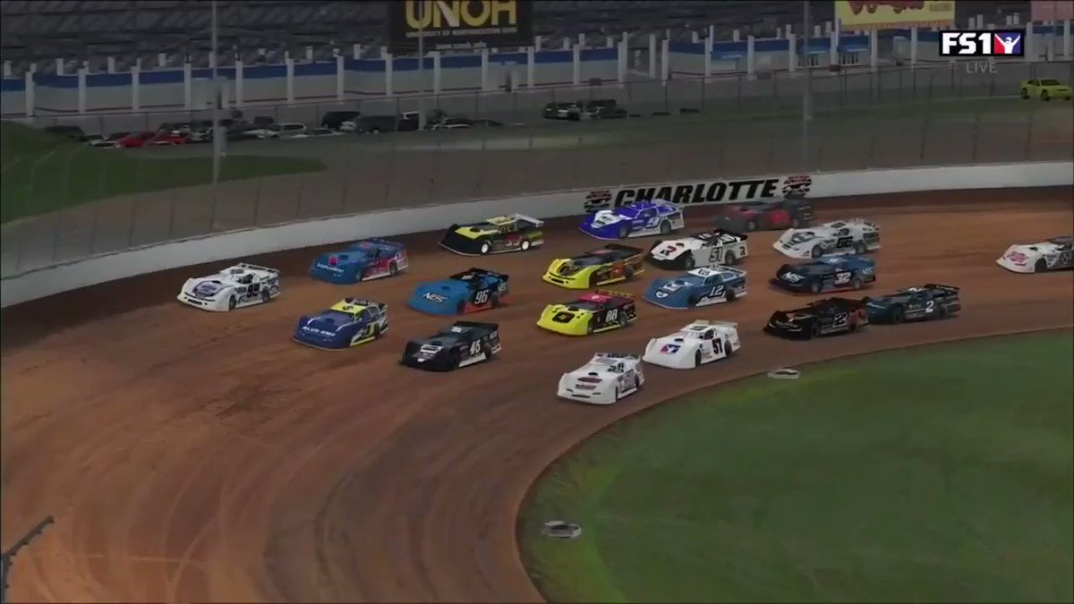 Something we've wanted to say for a long time:  LATE MODELS ON FS1, Y'ALL!!!!