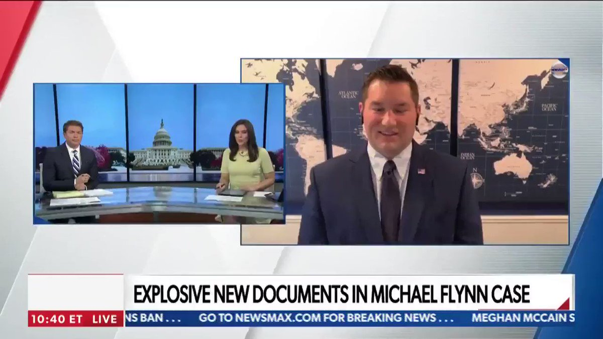 """When it comes to Michael Flynn it should shock all Americans,"" @GReschenthaler tells Newsmax TV.  ""Think about what the FBI can do to your average citizen. It's shocking, it should horrify all Americans."""