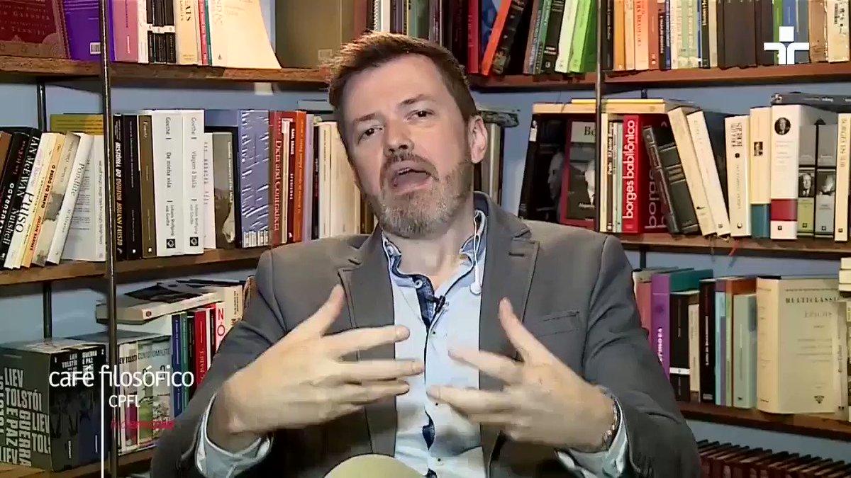 Neste trecho do Café Filosófico, o filósofo Eduardo Wolf comenta sobre os impactos da pandemia a curto prazo. Você não pode perder a íntegra hoje, às 19h!