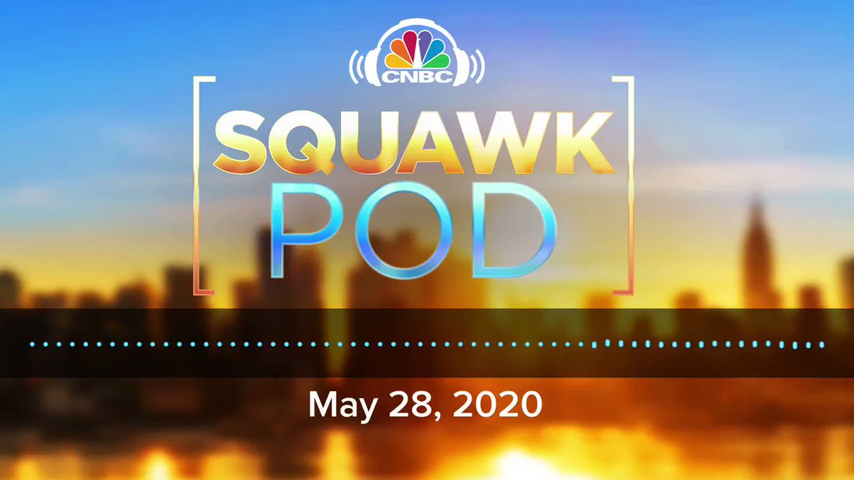 LISTEN to our conversation with Facebook CEO Mark Zuckerberg on remote work, fact-checking on social media and more on the Squawk Pod podcast by @SquawkCNBC. Listen and subscribe here: