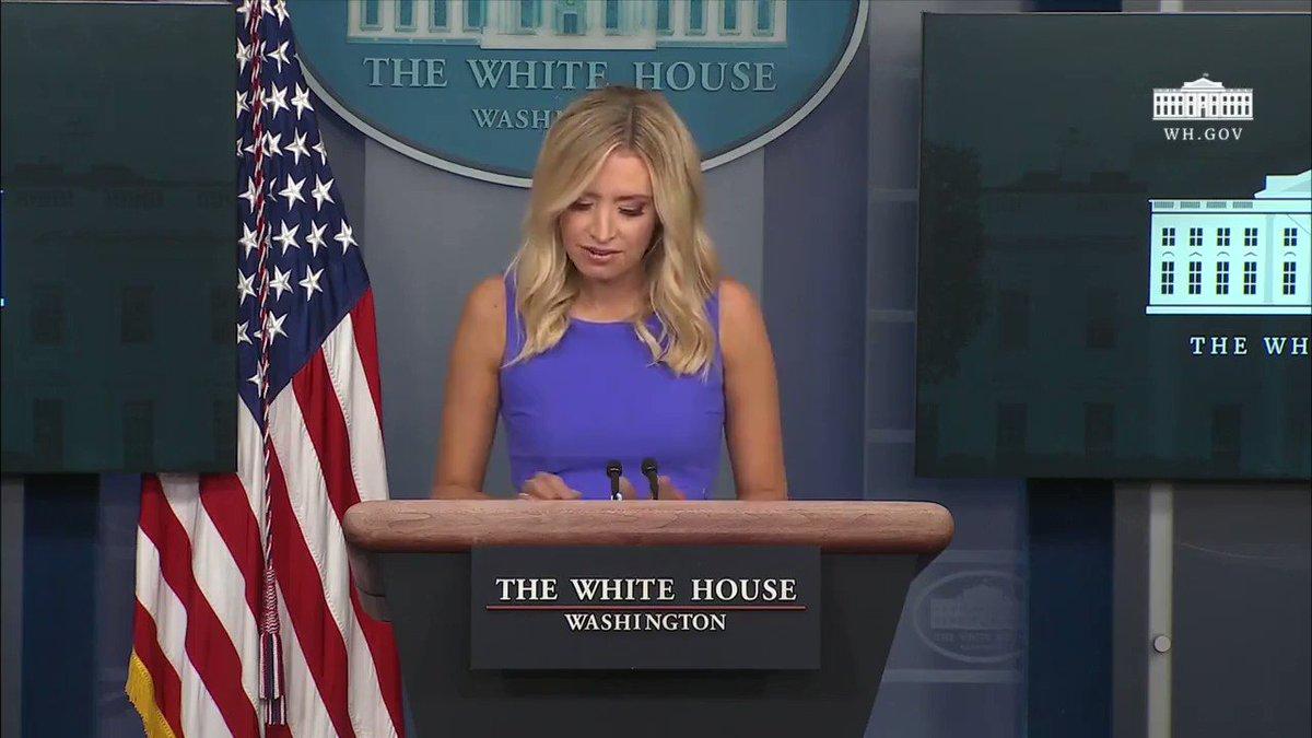 White House Press Secretary @KayleighMcEnany on President @realDonaldTrump's concerns with regard to social media bias  #StopTheBias