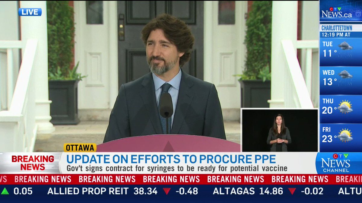 E aí perguntaram pro Trudeau o que ele achou da ameaça de Trump de usar militares contra os protestos.   A resposta: 20 segundos de silêncio