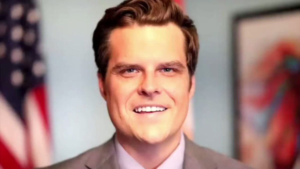 """Rep. Matt Gaetz: """"Never apologize for the fact that America is the best, strongest country that has ever existed."""" #July4th"""
