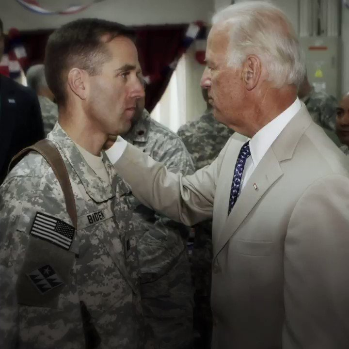 The most sacred obligation of our government is to keep our troops safe when we send them into battle — and to care for them when they come home. We need a president who will honor that obligation.