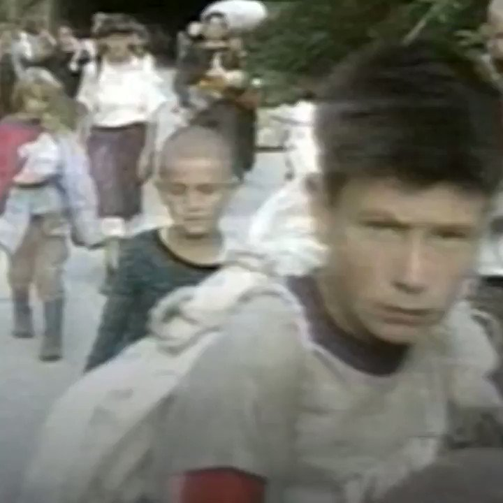 Twenty-five years ago, more than 8,000 Muslim men and boys were massacred at Srebrenica by Bosnian Serb troops, in one of the darkest chapters of the break up of Yugoslavia.  The worst massacre in Europe since WWII, it was classed as genocide.