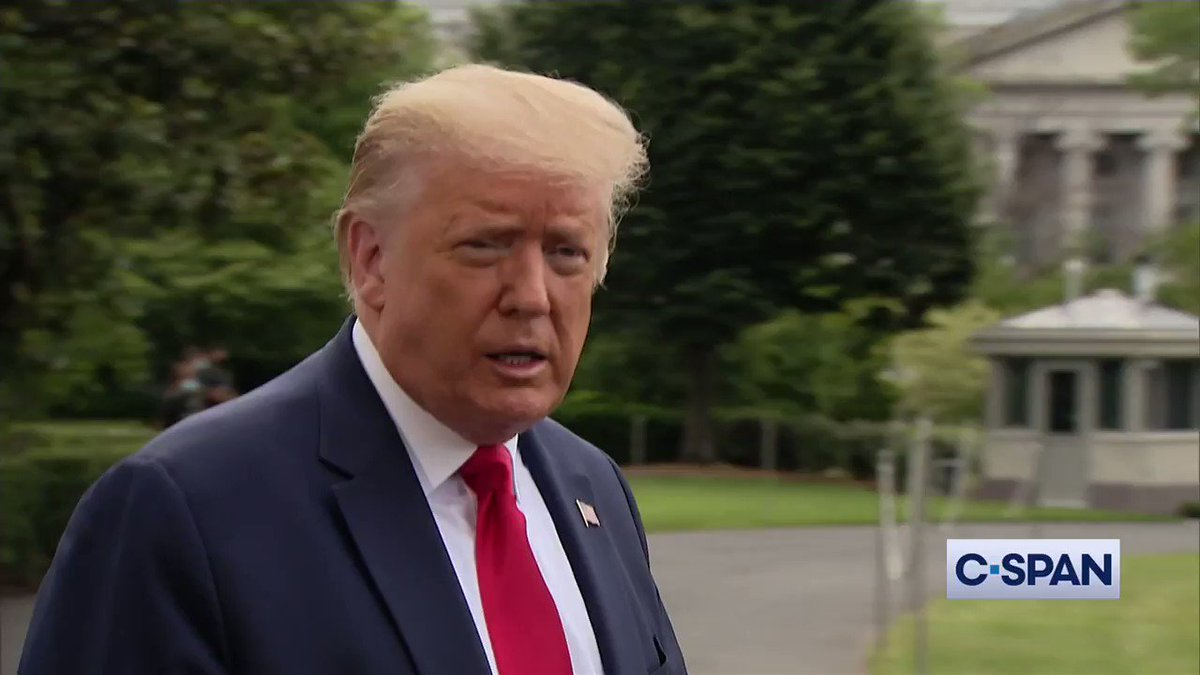 "Pres. Trump on @JoeBiden's economic plan: ""He plagiarized from me, but he could never pull it off. It's a plan, its very radical left... But the difference is he can't do it... he's raising taxes way too much. He's raising everybody's taxes..."""