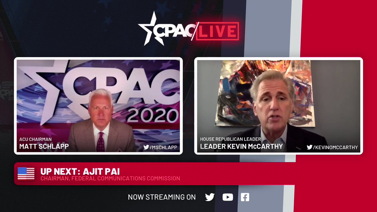 What is it about Democrats and WORKING? Congressional Dems won't come to work to cast votes and the Democrat nominee won't come out of his basement to campaign. @GOPLeader calls them out today on #CPACLive.