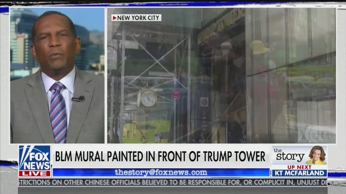 """WATCH: Burgess Owens highlights President Trump's strong economic record for minority communities.  """"Lowest unemployment in the history of our country for Blacks, Asians, Hispanics...Veterans, Teens.""""  @realDonaldTrump built the greatest economy ever and he'll do it again!"""