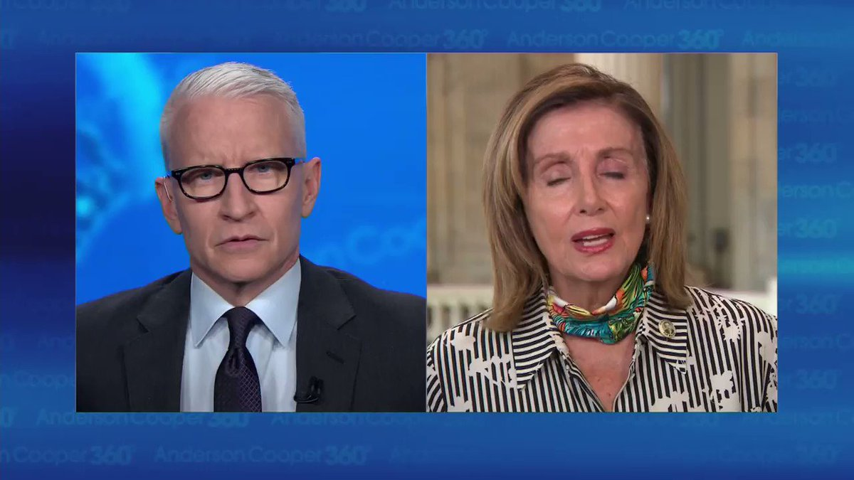 """I think it's a terrible idea.""  Speaker Pelosi remarks on President Trump granting clemency to Roger Stone."