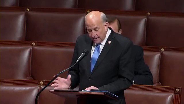 """Rep. Louie Gohmert introduces resolution to ban Democratic Party:   """"Any political organization or party that has ever held a public position that supported slavery or the Confederacy shall either change its name or barred from participation in the House."""""""