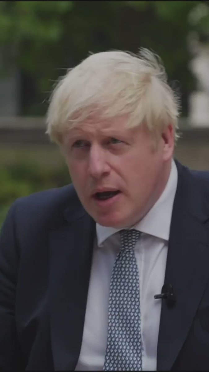 """""""We didn't understand [the virus] in the way that we would have liked in the first few weeks and months""""  PM Boris Johnson reflects on the government's handling of coronavirus and says """"there are things we need to learn"""""""
