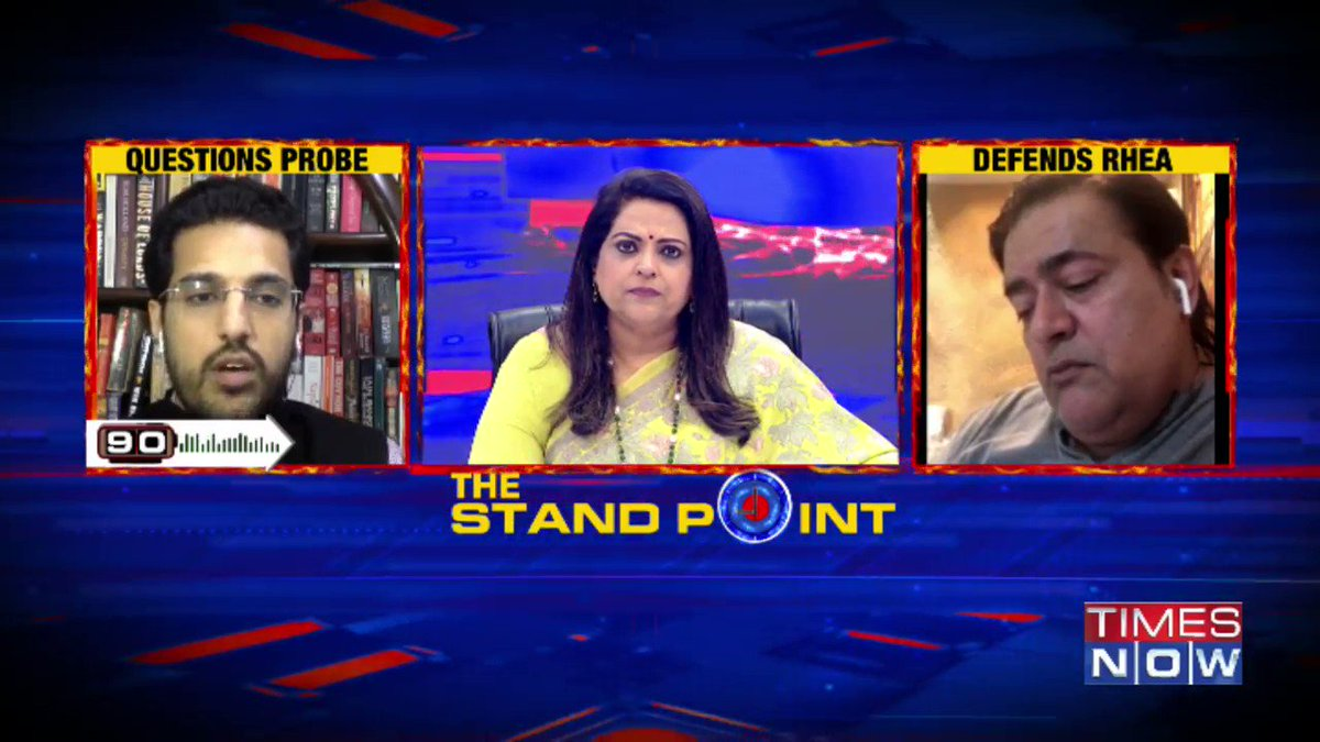 Investigation had not even started in Sushant Singh Rajput Case, I tell @navikakumar the questions raised in my 3 letters to Mumbai Police!