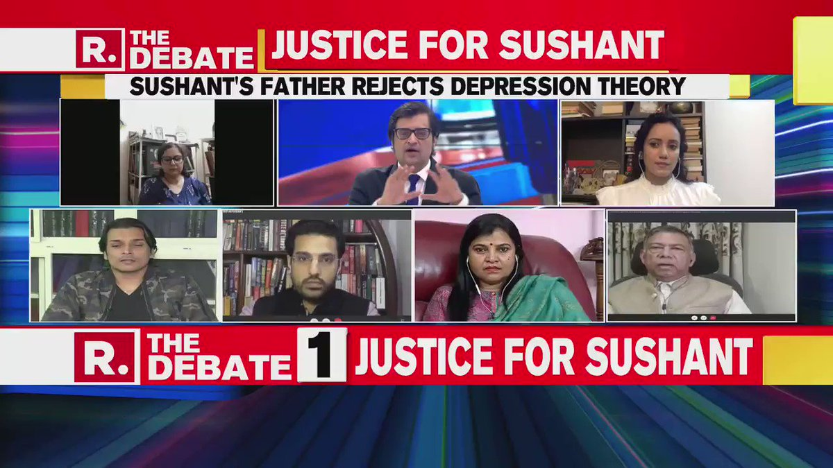 "We saw an organised PR machinery attacking Sushant's mental health, they called it a ""suicide "" from day one!  Told on 9th July to Public SSR will get Justice when none except Fans had faith & we are a step closer today."