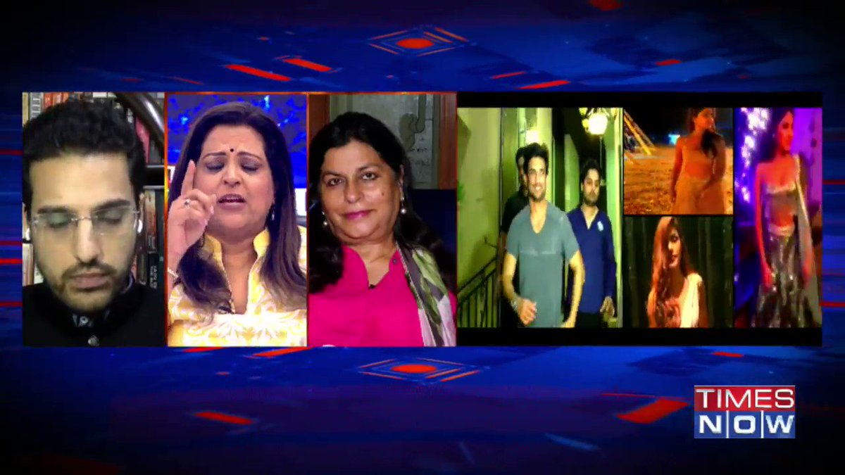 #Exclusive   Sources to TIMES NOW on sequence of events night before Sushant Singh's death: •'Big name at Sushant's party night before death' •'Cops claim CCTVs at Sushant apartment were not working'  #SushantConspiracy #SushantMysteryDeepens