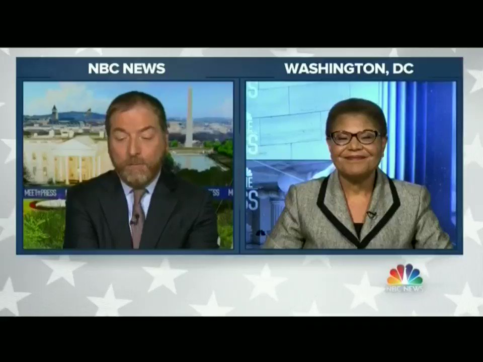 """Potential Biden VP pick Democrat Rep. Karen Bass on her past praise of Fidel Castro: """"my position on Cuba is really no different"""" than the Obama/Biden administration"""