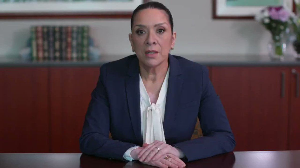 Federal Judge Esther Salas, who was assigned to the Epstein case, spoke out for the first time since her son was killed and her husband was shot at their New Jersey home.   This video is heartbreaking 💔