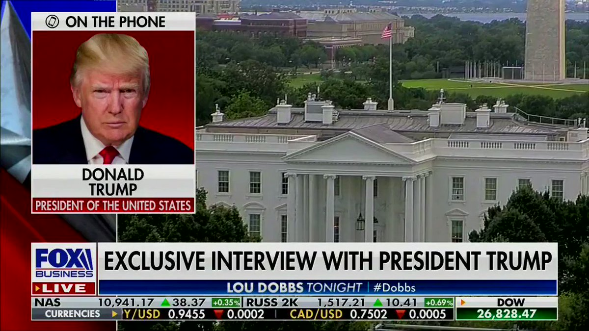 President @realDonaldTrump: The Radical Left is against oil, gas, guns, and God, but they're still trying to win Texas?