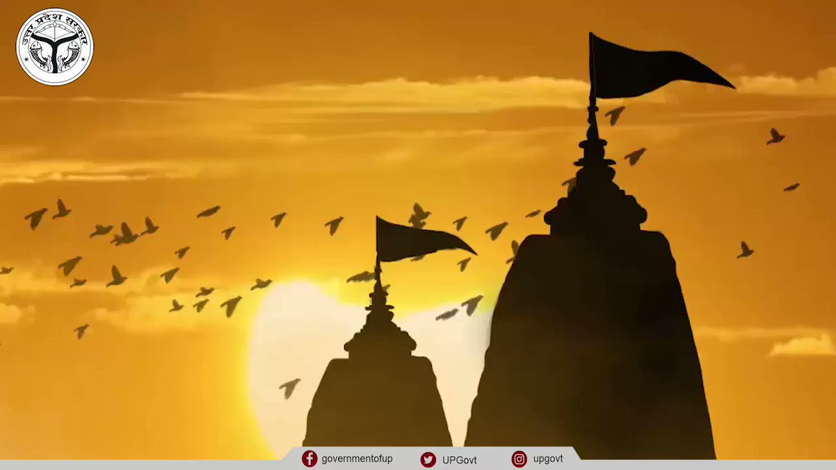 Hon'ble PM @NarendraModi Ji – Sir, the nation concurs with you that this grand #RamTemple, like the name of #ShriRam, would reflect the rich heritage of Indian culture and inspire the entire humanity till eternity.  @ShriRamTeerth #AccessibleRamMandir