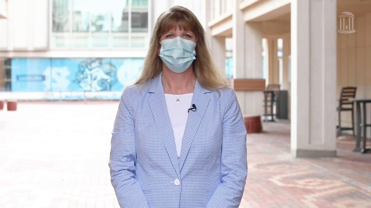 What will life at Carolina look like this fall? Amy Johnson, our new vice chancellor for student affairs, offers a tour of campus and shares how spaces and services have been modified to adhere to #UNC's community standards http://t.co/rlcT3DFpWq
