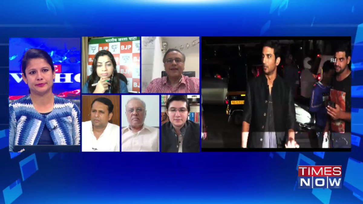 The law in our country says that a victim or a victim's family or any person who has witnessed something happening is duty-bound to go to the nearest police station & report it: Sujoy Kantawala, Lawyer tells Padmaja Joshi on @thenewshour SPL EDITION. | #RheaArrestNext