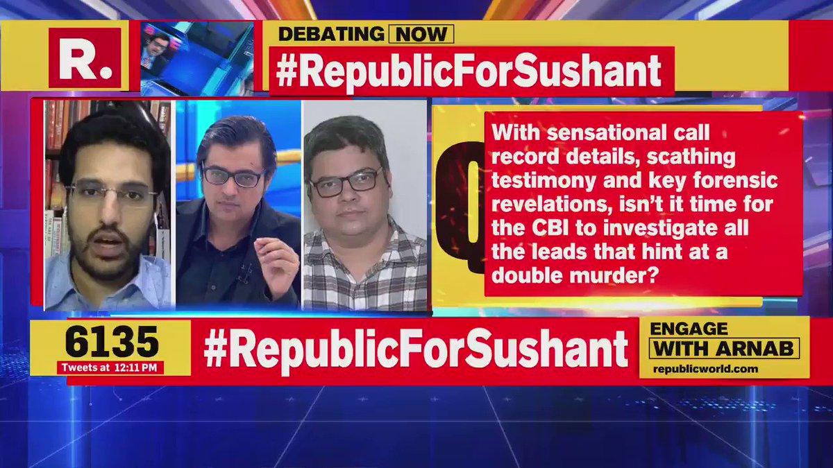 We had Tukaram Omble ji in Mumbai Police who deserves Bharat Ratan.  Then we have Sushant Singh Rajput case, where the 1st thing CBI must do is investigate how Mumbai Police handled it.
