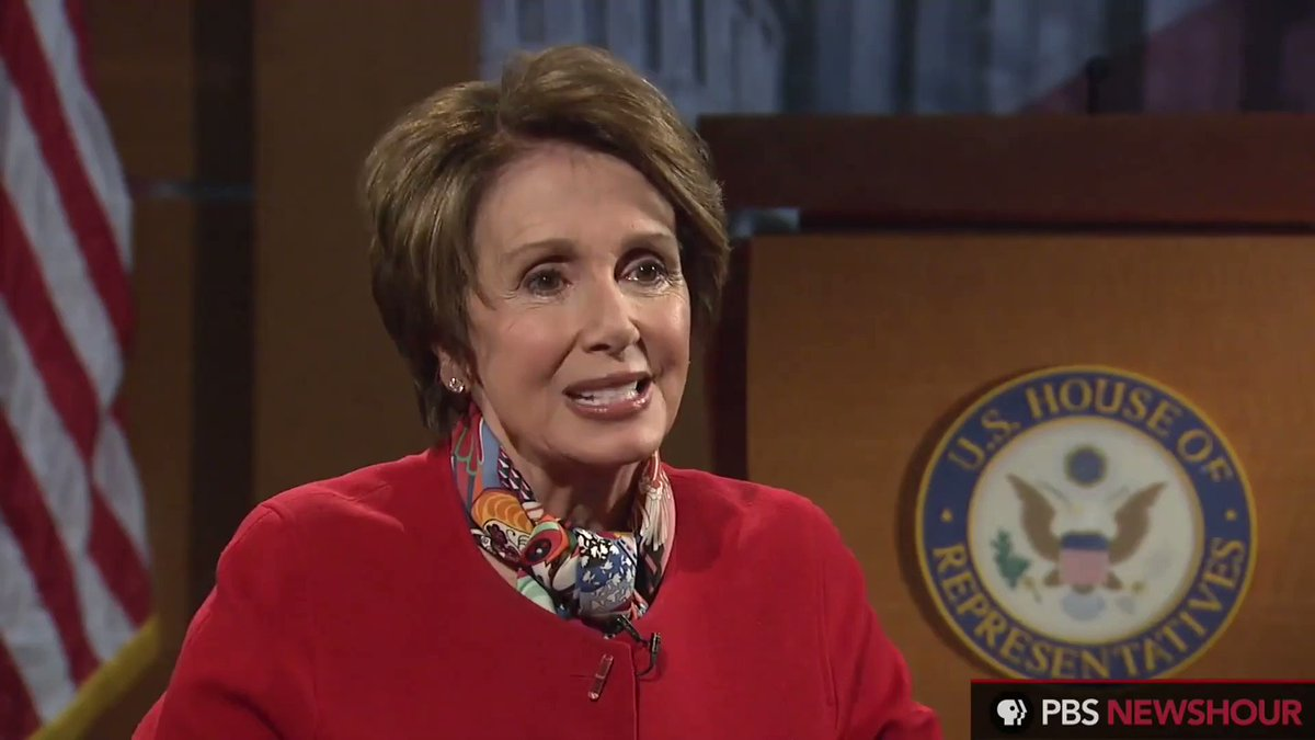 "WATCH: Nancy Pelosi once said that she did not ""worry"" about a payroll tax cut hurting Social Security.   Now Democrats are trying to scare Americans to stop President Trump's tax relief for working families. Don't buy it!"