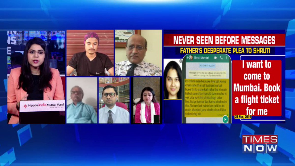 #Exclusive | There were no issues between Sushant & his sister: Sabir, Sushant's former staff tells TIMES NOW. | #SushantMurderCharge