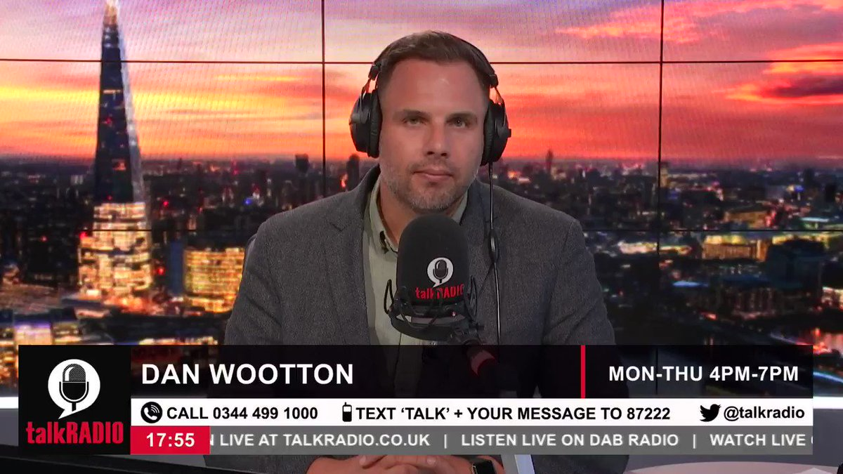 """Met Police Federation chairman Ken Marsh: """"Let's get this very clear. Dawn Butler wasn't stopped and searched. She spoke to some officers and was quite belligerent and rude to them. They handled themselves in a fantastic way"""".  Watch live ►  @danwootton"""