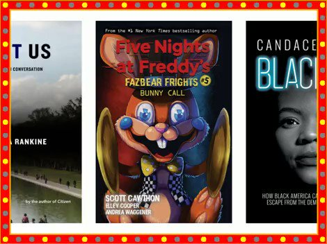 This week the Lake County Public Library has 240 new books, 24 new movies, and one new music CD.  New items include Blackout, The Home Edit Life, A Promised Land, Schitt's Creek, The Evening and the Morning, The Harbinger II, and Troubled Blood.