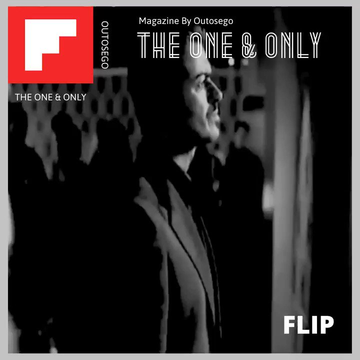 #OneandOnly   [ ]  The One & Only #Magazine  _  #Outosego | #Publisher at @Flipboard & #Flipboard #NYC #USA https://t.co/bMar0IX1Ga
