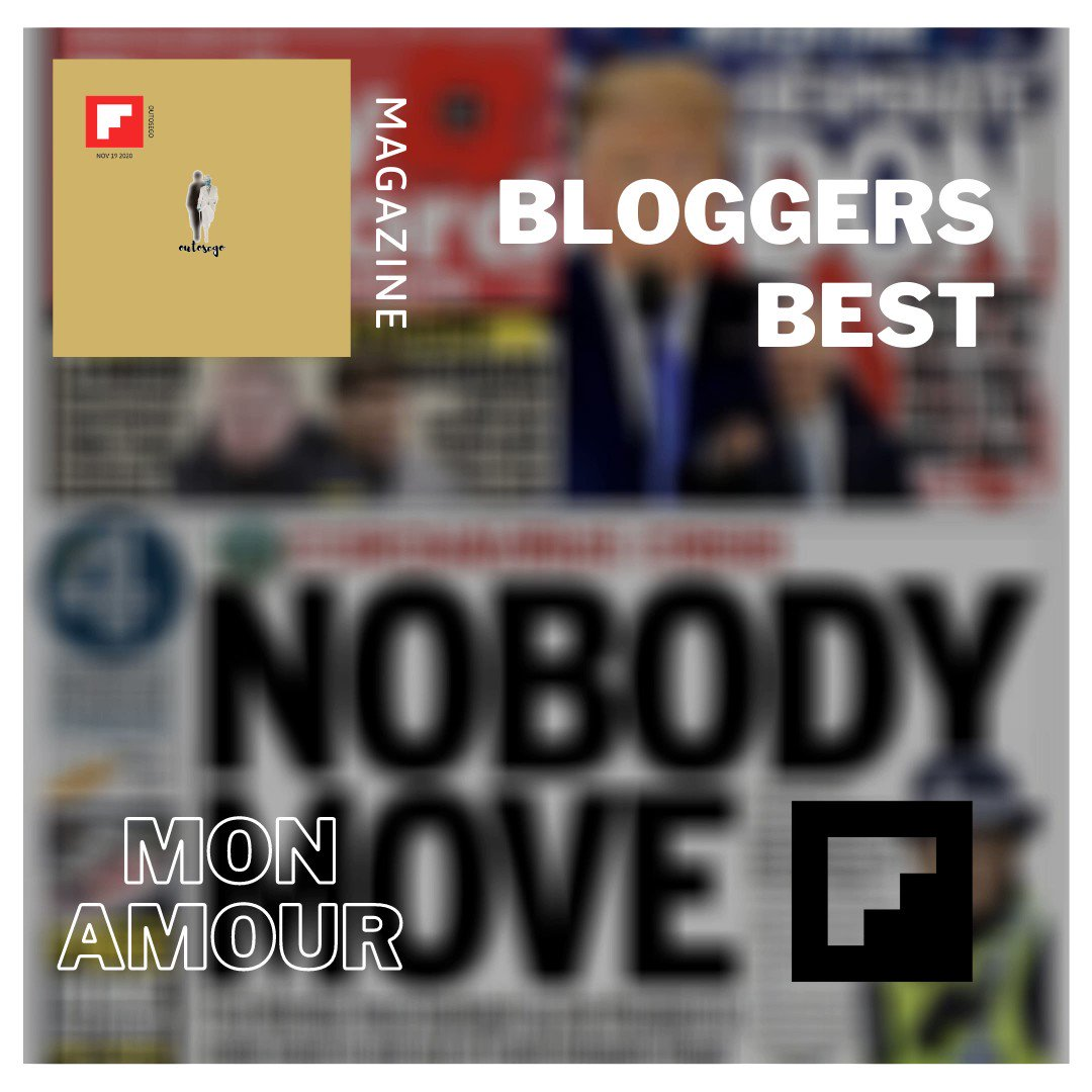 #Blogging #Blog #Blogger #Wordpress #BloggersBestHit  [ ]  Bloggers' Best Hit  ...  #Magazine By #Outosego | #Publisher at @Flipboard & #Flipboard #NYC #USA https://t.co/2PKcdgtYMw