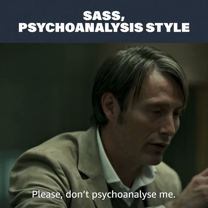 Alexa, convince everyone to watch Hannibal in just 11 seconds
