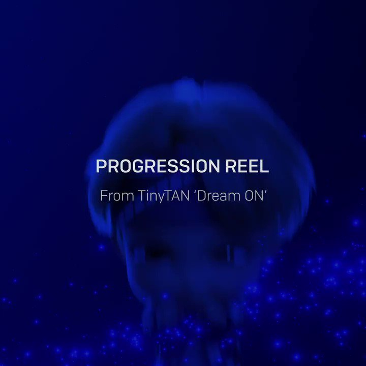 [TinyTAN | ANIMATION] - Dream ON Progression Reel  This is how we keep our Dream ON  #TinyTAN