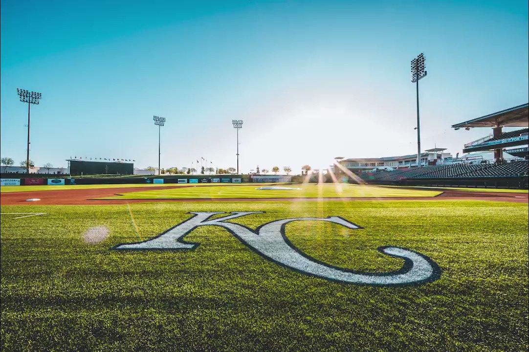 Good morning.  It's game day.  #RoyalsST https://t.co/KOXnpMRBsc