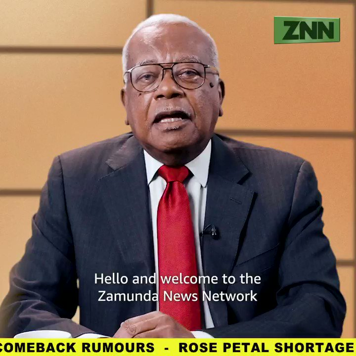BREAKING NEWS: Unconfirmed reports that an African Royal has purchased an iconic British landmark. More now from lead ZNN anchor, Sir Trevor McDonald. Could the King be #Coming2America too?