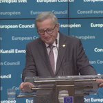 """""""Dont understand those advocating to leave but not ready to tell us what they want. Thought they had a plan"""" #EUCO https://t.co/h024K06Pja"""
