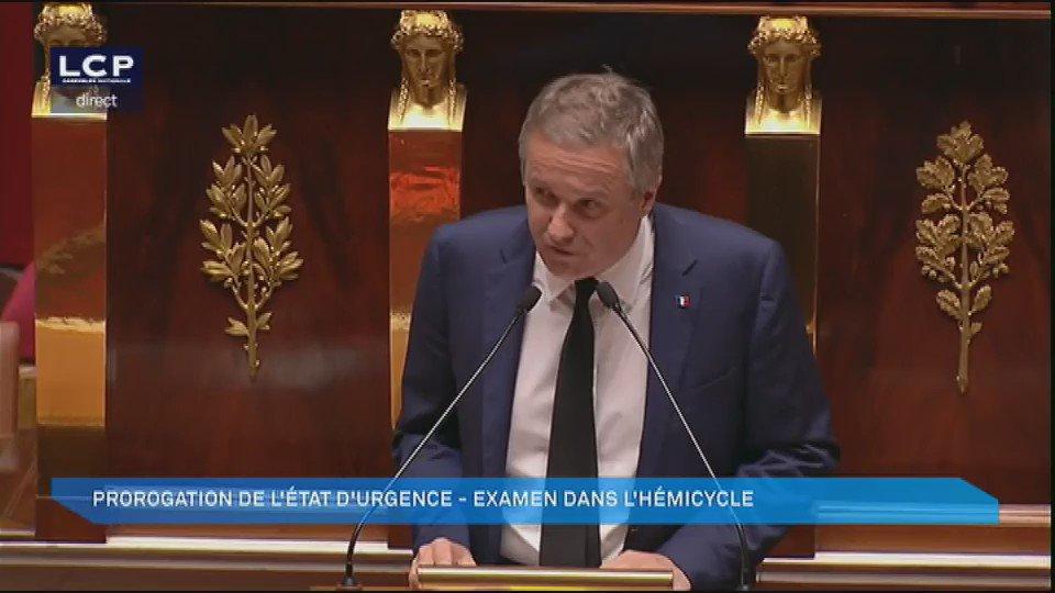 """-@dupontaignan : """"Les terroristes islamistes sont les enfants des lâchetés des gouvernements français"""" #DirectAN https://t.co/ir2Yf5vLX4"""