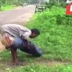 Man, along with daughter walked 10kms carrying wifes body in Odisha after he was denied an ambulance Video via OTV https://t.co/lppPAMR2S3