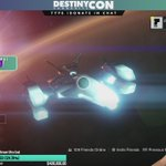 $500,000!  Huge props to the @DestinyTheGame Community Con for raising half a million dollars, all for charity! https://t.co/Tvl8ojiQsR